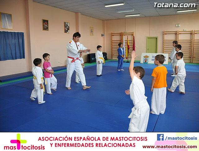 Judo y Tenis de mesa. Clausura curso 2008-09 - 1