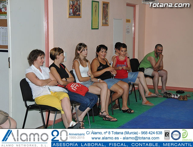 Judo y Tenis de mesa. Clausura curso 2008-09 - 7