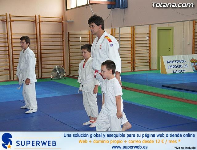 Judo y Tenis de mesa. Clausura curso 2008-09 - 9