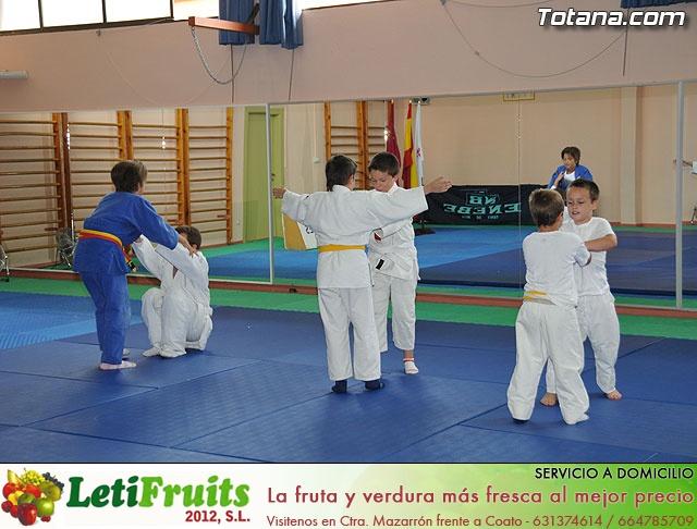 Judo y Tenis de mesa. Clausura curso 2008-09 - 14