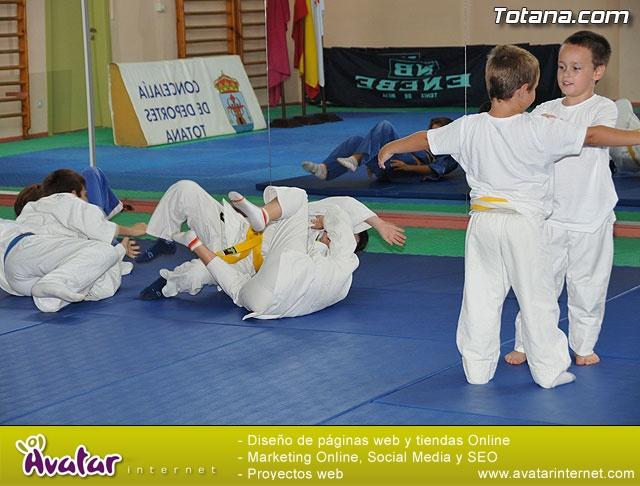 Judo y Tenis de mesa. Clausura curso 2008-09 - 16