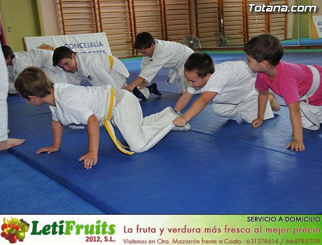 Judo y Tenis de mesa. Clausura curso 2008-09 - 34