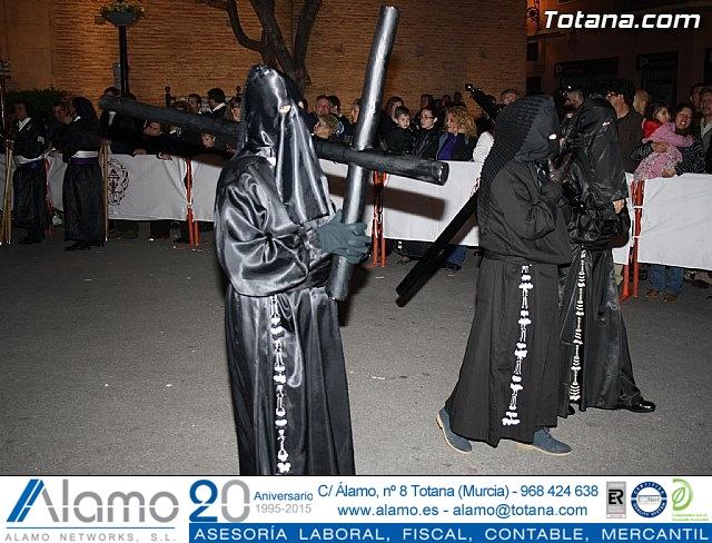 Procesión Jueves Santo. Semana Santa 2011 - 459