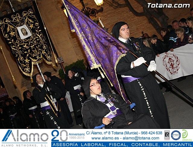 Procesión Jueves Santo. Semana Santa 2011 - 461