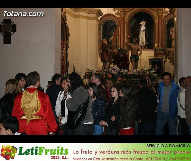 SEMANA SANTA TOTANA 2008 - JUEVES SANTO (NOCHE) - 3