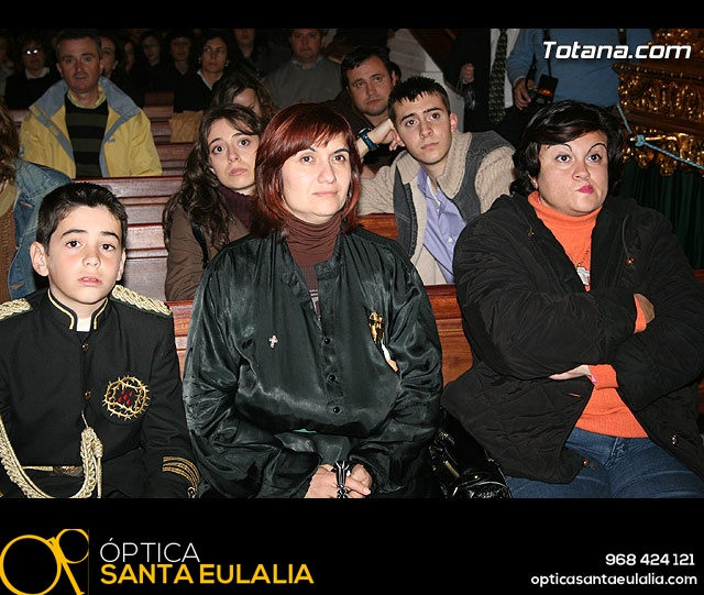 SEMANA SANTA TOTANA 2008 - JUEVES SANTO (NOCHE) - 11
