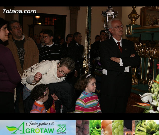 SEMANA SANTA TOTANA 2008 - JUEVES SANTO (NOCHE) - 13