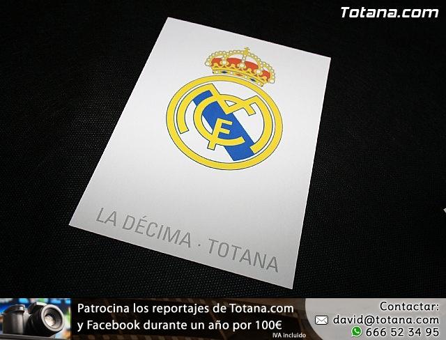 """Ex futbolistas visitaron la sede de la Peña Madridista """"La Décima""""  - 5"""