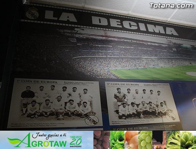 """Ex futbolistas visitaron la sede de la Peña Madridista """"La Décima""""  - 11"""
