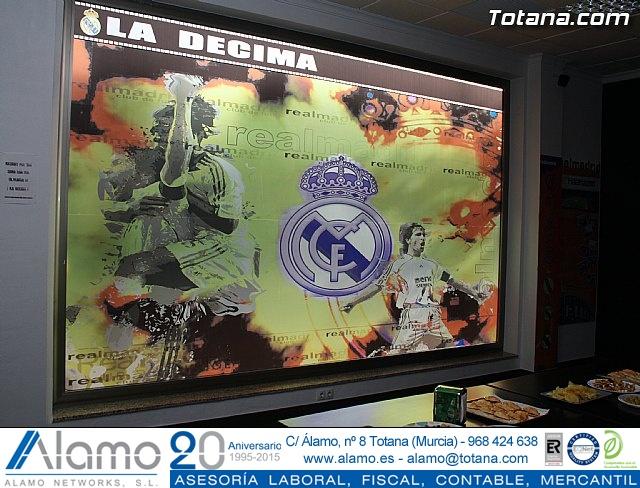 """Ex futbolistas visitaron la sede de la Peña Madridista """"La Décima""""  - 14"""