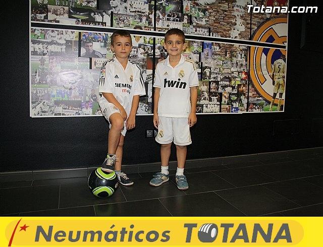 """Ex futbolistas visitaron la sede de la Peña Madridista """"La Décima""""  - 32"""