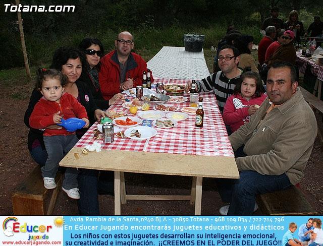Jornada de convivencia en La Santa. Hermandades y Cofradías. 18/04/2009 - 2