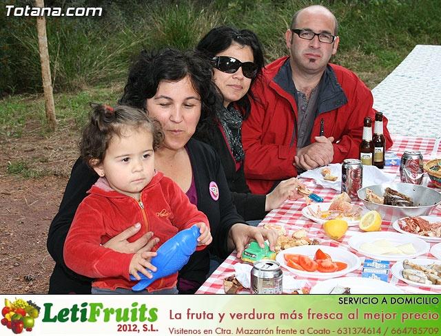 Jornada de convivencia en La Santa. Hermandades y Cofradías. 18/04/2009 - 3