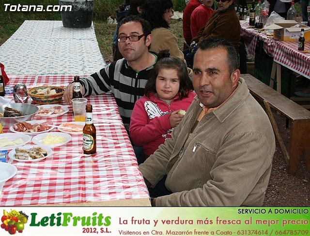 Jornada de convivencia en La Santa. Hermandades y Cofradías. 18/04/2009 - 4