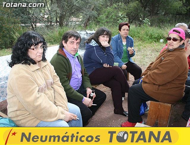 Jornada de convivencia en La Santa. Hermandades y Cofradías. 18/04/2009 - 5