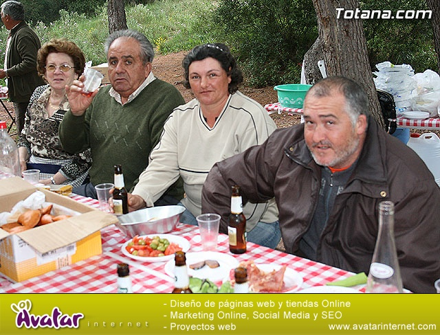 Jornada de convivencia en La Santa. Hermandades y Cofradías. 18/04/2009 - 6