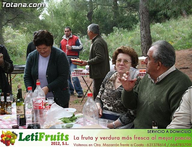 Jornada de convivencia en La Santa. Hermandades y Cofradías. 18/04/2009 - 7