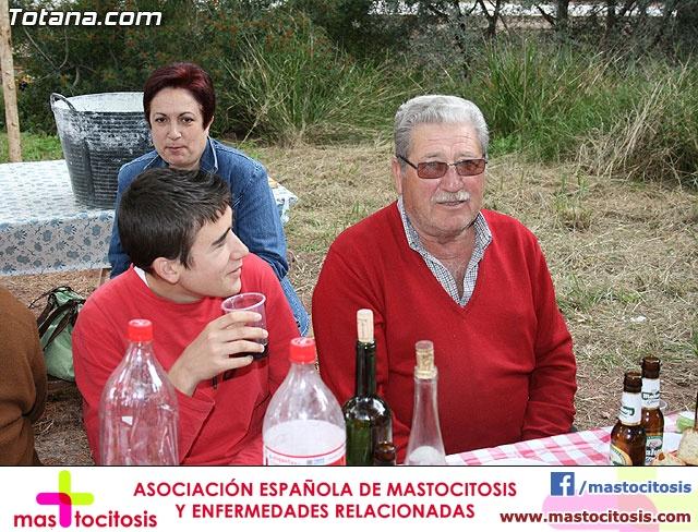 Jornada de convivencia en La Santa. Hermandades y Cofradías. 18/04/2009 - 8