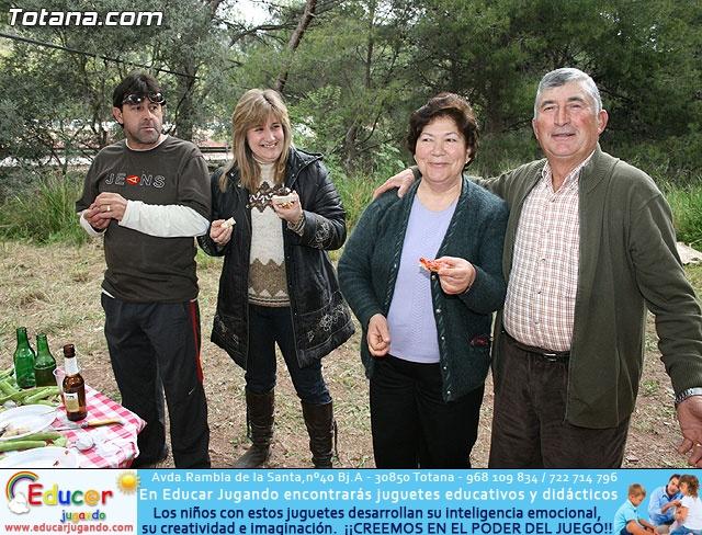 Jornada de convivencia en La Santa. Hermandades y Cofradías. 18/04/2009 - 9