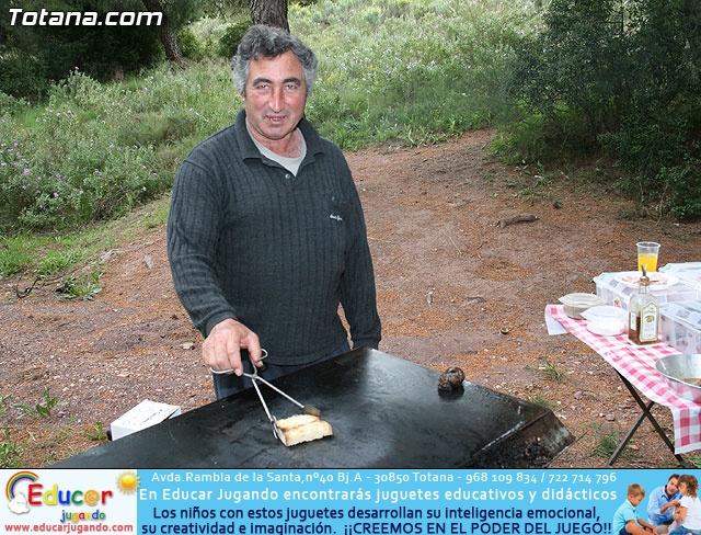 Jornada de convivencia en La Santa. Hermandades y Cofradías. 18/04/2009 - 10