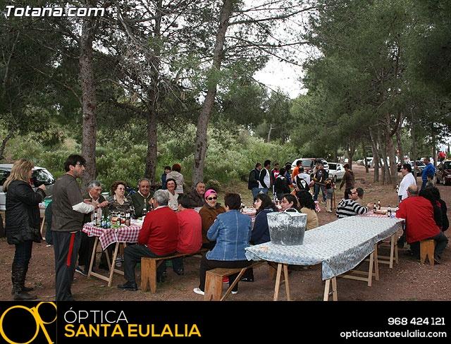 Jornada de convivencia en La Santa. Hermandades y Cofradías. 18/04/2009 - 11