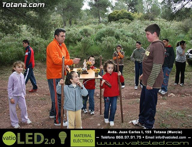 Jornada de convivencia en La Santa. Hermandades y Cofradías. 18/04/2009 - 12