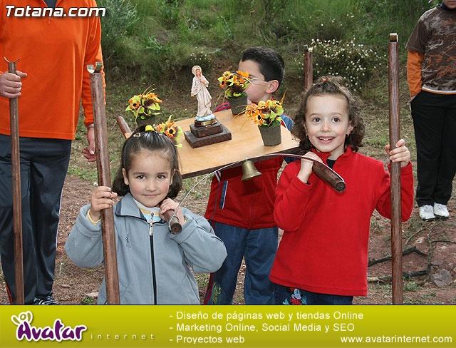 Jornada de convivencia en La Santa. Hermandades y Cofradías. 18/04/2009 - 13