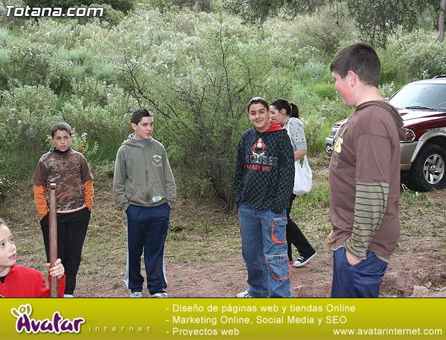 Jornada de convivencia en La Santa. Hermandades y Cofradías. 18/04/2009 - 15