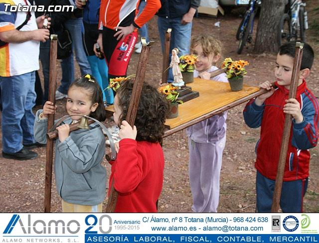 Jornada de convivencia en La Santa. Hermandades y Cofradías. 18/04/2009 - 16