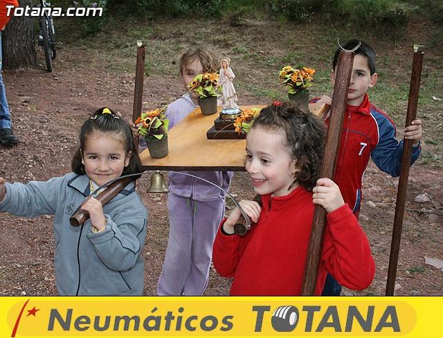Jornada de convivencia en La Santa. Hermandades y Cofradías. 18/04/2009 - 17