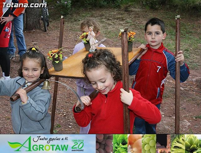 Jornada de convivencia en La Santa. Hermandades y Cofradías. 18/04/2009 - 18