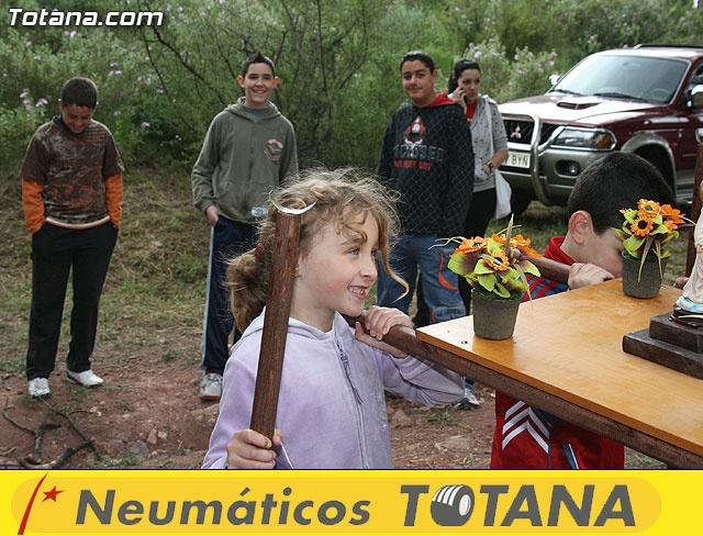 Jornada de convivencia en La Santa. Hermandades y Cofradías. 18/04/2009 - 19