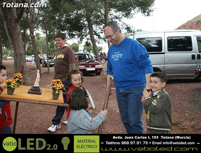 Jornada de convivencia en La Santa. Hermandades y Cofradías. 18/04/2009 - 20
