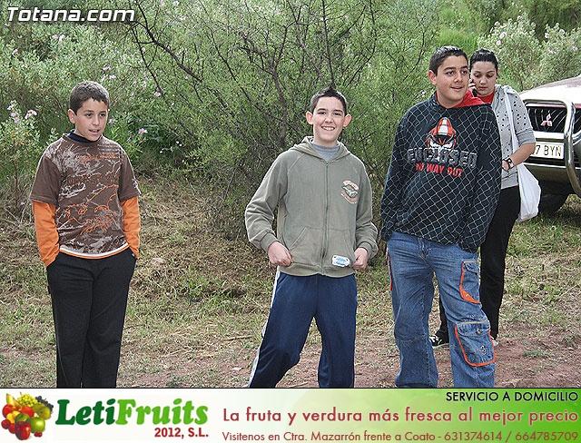 Jornada de convivencia en La Santa. Hermandades y Cofradías. 18/04/2009 - 21