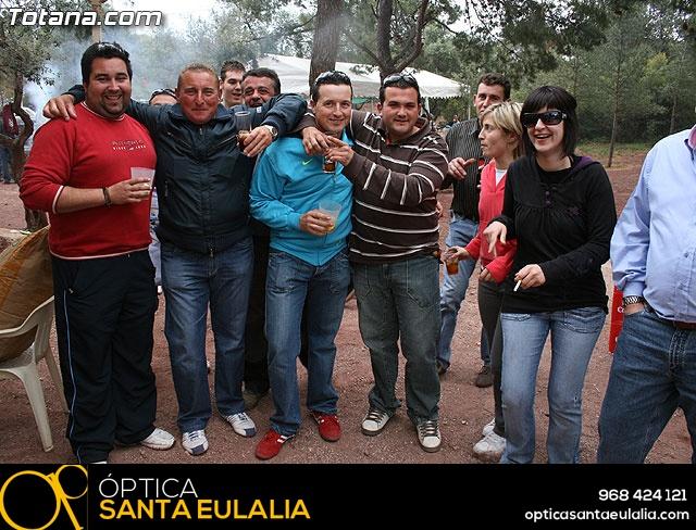 Jornada de convivencia en La Santa. Hermandades y Cofradías. 18/04/2009 - 24