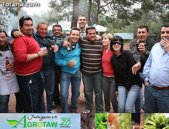 Jornada de convivencia en La Santa. Hermandades y Cofradías. 18/04/2009 - 25