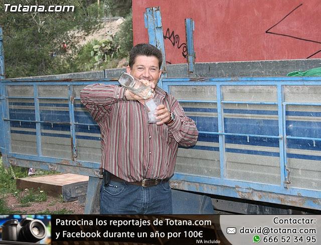 Jornada de convivencia en La Santa. Hermandades y Cofradías. 18/04/2009 - 26