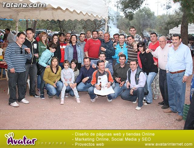 Jornada de convivencia en La Santa. Hermandades y Cofradías. 18/04/2009 - 27