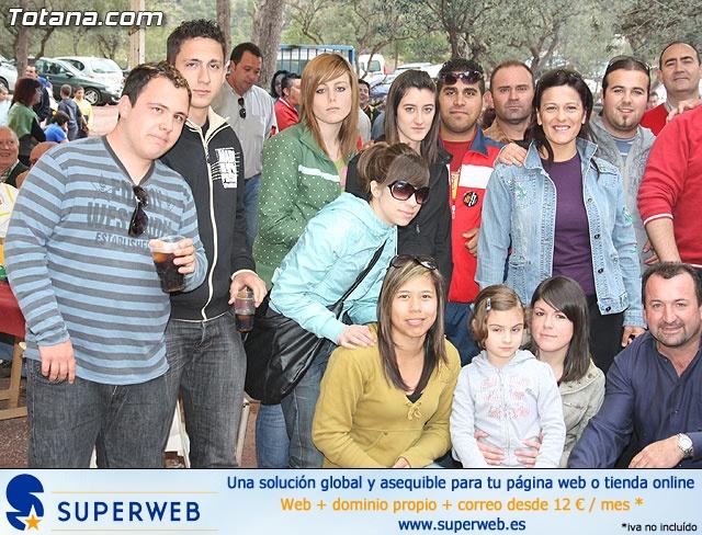 Jornada de convivencia en La Santa. Hermandades y Cofradías. 18/04/2009 - 28