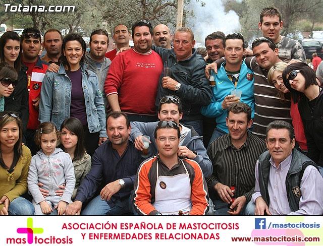 Jornada de convivencia en La Santa. Hermandades y Cofradías. 18/04/2009 - 29