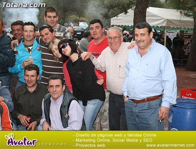 Jornada de convivencia en La Santa. Hermandades y Cofradías. 18/04/2009 - 30