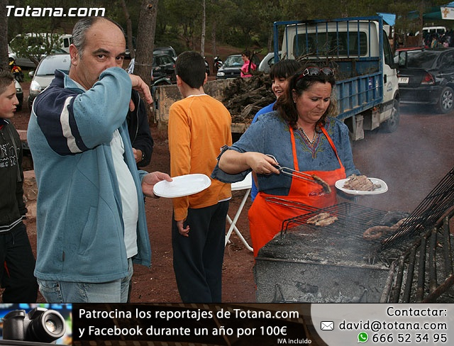 Jornada de convivencia en La Santa. Hermandades y Cofradías. 18/04/2009 - 38