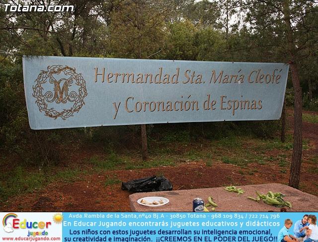 Jornada de convivencia en La Santa. Hermandades y Cofradías. 18/04/2009 - 39