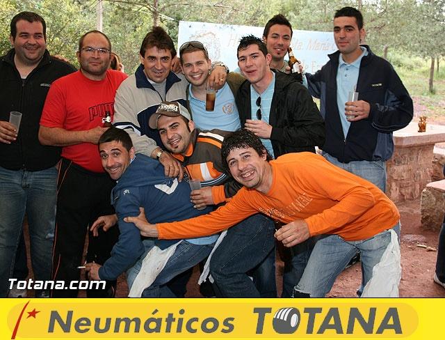 Jornada de convivencia en La Santa. Hermandades y Cofradías. 18/04/2009 - 43