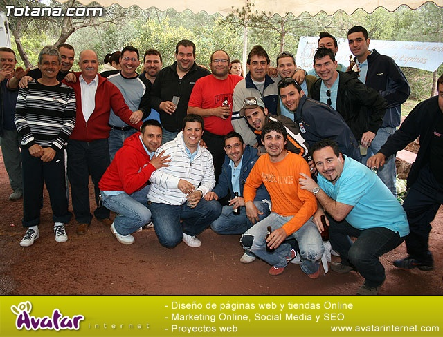 Jornada de convivencia en La Santa. Hermandades y Cofradías. 18/04/2009 - 45