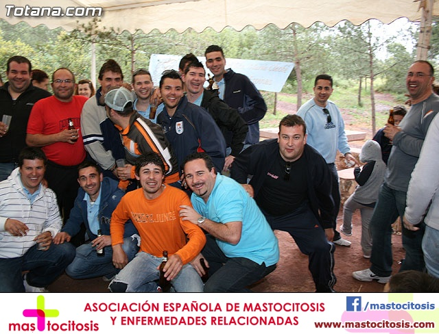 Jornada de convivencia en La Santa. Hermandades y Cofradías. 18/04/2009 - 47