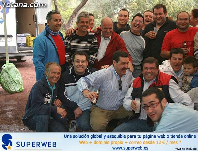 Jornada de convivencia en La Santa. Hermandades y Cofradías. 18/04/2009 - 50