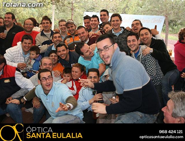 Jornada de convivencia en La Santa. Hermandades y Cofradías. 18/04/2009 - 51