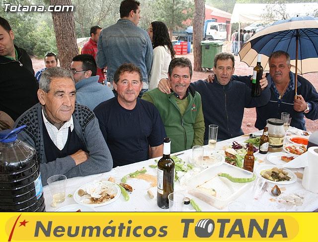 Jornada de convivencia en La Santa. Hermandades y Cofradías. 18/04/2009 - 53
