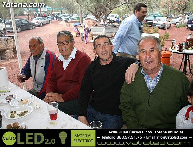 Jornada de convivencia en La Santa. Hermandades y Cofradías. 18/04/2009 - 55